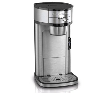 Hamilton Beach The Scoop 49981 Single Serve Coffee Maker Review