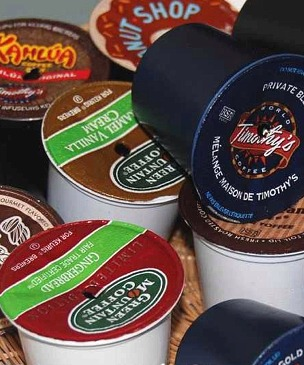 K-Cups and the K-Cup Brewing System