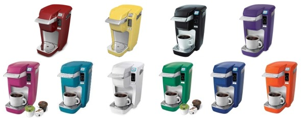 Keurig Mini Plus Colors