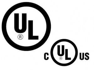 UL listing marks