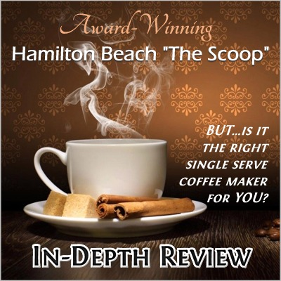 Hamilton Beach The Scoop Review